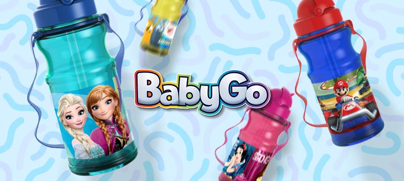 BabyGo e ecco, unidas pela fofura!